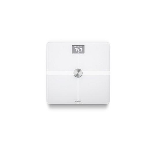 Body - 智能電子體重磅 (白色)