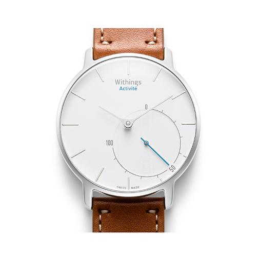 Activité - 瑞士時尚智能手錶 (白色)