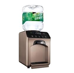 屈臣氏家居水機 - Wats-Touch冷熱水機 (古銅金) + 8公升樽裝蒸餾水 x 36樽 (2樽x 18箱) (電子水券)