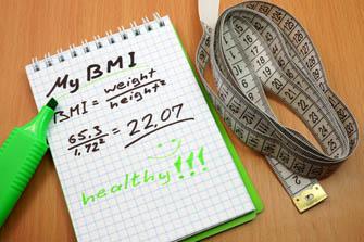 身高、體重、體質指標(BMI)