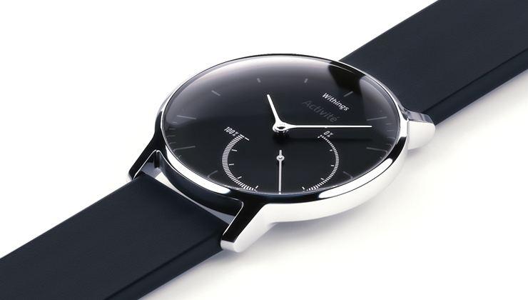 圖片 Activité Steel - 智能手錶 (黑色)