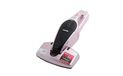 IRIS OHYAMA IC-FDC1 Dust Mites Removing Bed Cleaner (Pink) (SRP $1,990)