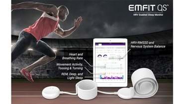图片 芬兰制造 Emfit QS 免接触式睡眠监测器
