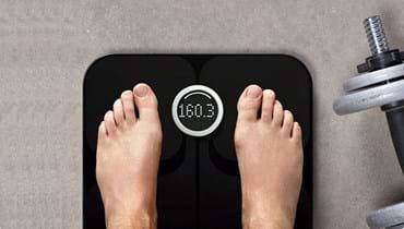 Picture of Fitbit Aria Wi-Fi Smart Scale - Black