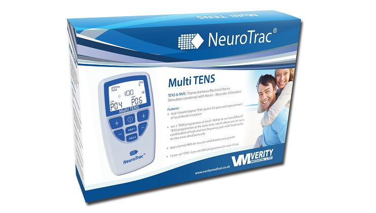 圖片 英國製造NeuroTrac®MultiTENS