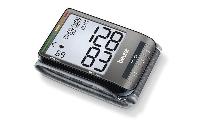 Picture of Beurer Wrist blood pressure monitor