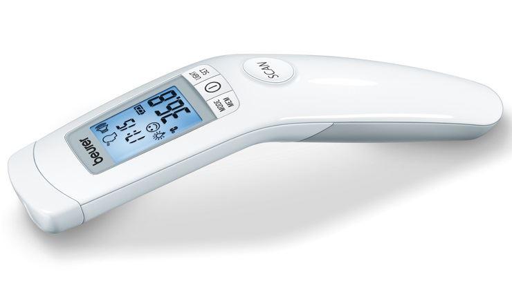 圖片 Beurer 三合一免接觸紅外線體溫計
