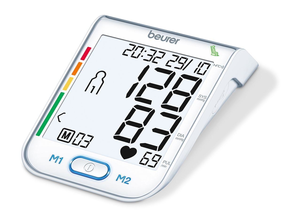 Picture of Beurer Upper Arm Blood Pressure Monitor