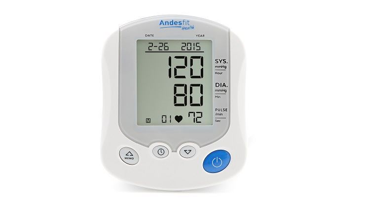 Picture of Andesfit Bluetooth 4.0 Arm Type Blood Pressure Monitor