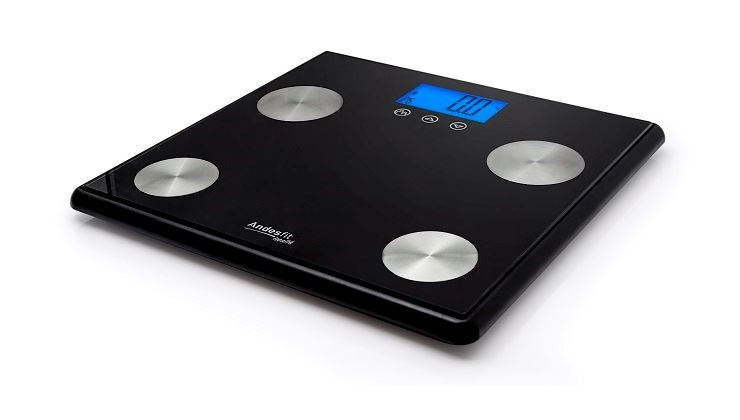 Picture of ANDESFIT Bluetooth 4.0 Body fat & hydration scale