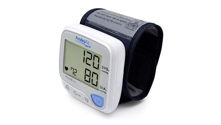 圖片 ANDESFIT 智能藍牙手腕式血壓計