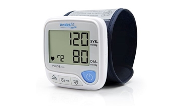 Picture of ANDESFIT Bluetooth 4.0 Wrist Type Blood Pressure Monitor