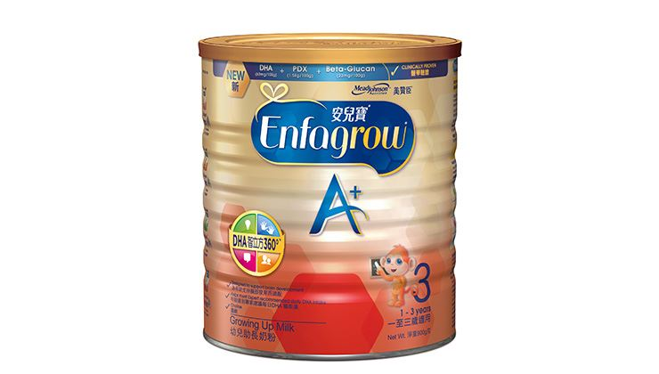 Picture of Mead Johnson Enfagrow A+3 900g (Case of Twelve)