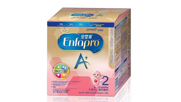 Picture of Mead Johnson Enfapro A+2 1200g (Case of Four)
