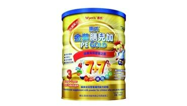 Picture of Wyeth PE Gold Stage 3 900g (Case of 6)