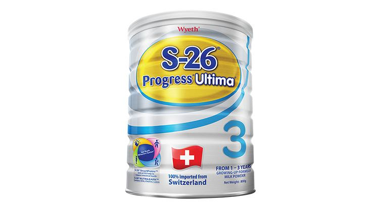 Picture of Wyeth S-26 Progress Ultima 3  800g(Case of 6)