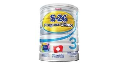 圖片 惠氏S-26 Progress Ultima 3 800克(六罐裝)