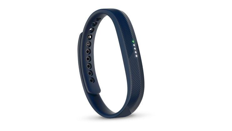 图片 Fitbit Flex2™ 健身手环 - 海军蓝