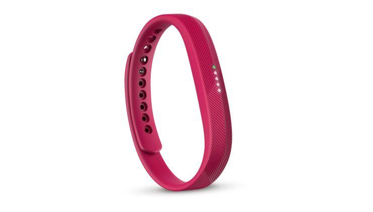 圖片 Fitbit Flex2™ 健身手環 -  洋紅色