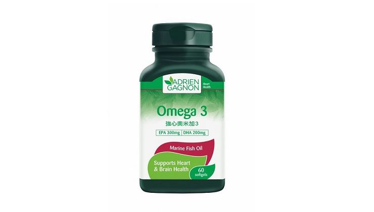 Picture of Adriene Gagnon Omega 3