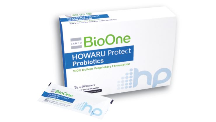 Picture of BioOne HOWARU® Protect (4 in 1 Pack - 28 sachets)