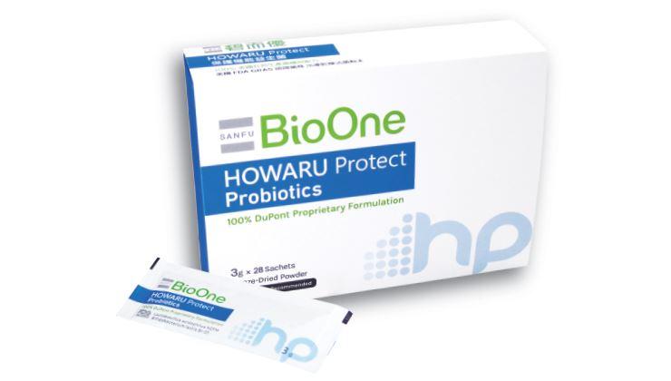 图片 BioOne HOWARU®保护机能益生菌 (4合1盒装 - 28包)