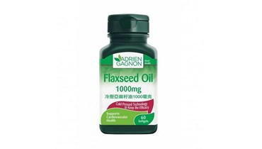 Picture of Adrien Gagnon FlaxSeed Oil 1000mg
