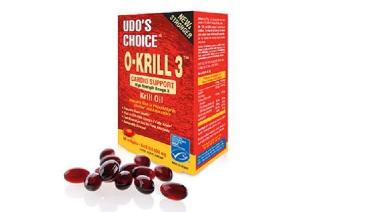 图片 Udo's Choice磷虾油丸