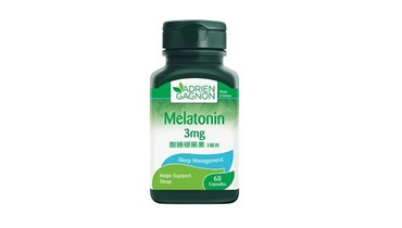 Picture of Adrien Gagnon Melatonin 3 mg