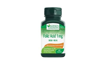 Picture of Adrien Gagnon Folic Acid 1mg