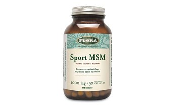 Picture of Flora Sport MSM capsules 90's