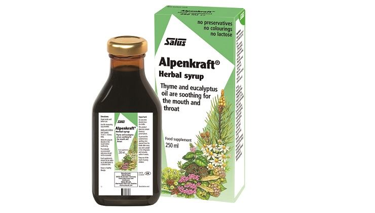 Picture of Salus Alpenkraft® Cough Herbal Syrup