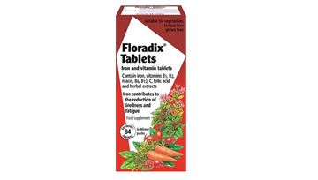 Picture of Salus Floradix Tablets 84's