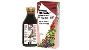 圖片 Salus Floravital® 鐵元不含啤酒酵母,麵筋及蜂蜜 250 ml
