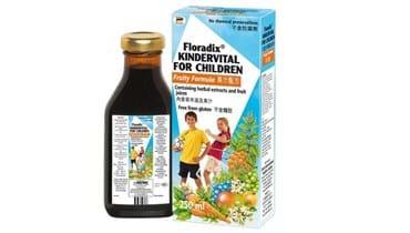图片 Salus Floradix® 儿童多种维他命(果汁配方-不含麵筋)