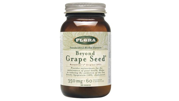 Picture of Flora Beyond Grape Seeds 60's