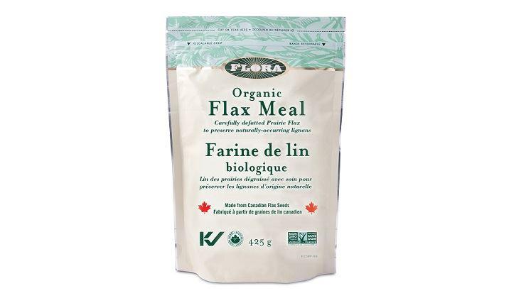 Flora 高木酚素亞麻籽粉 425g