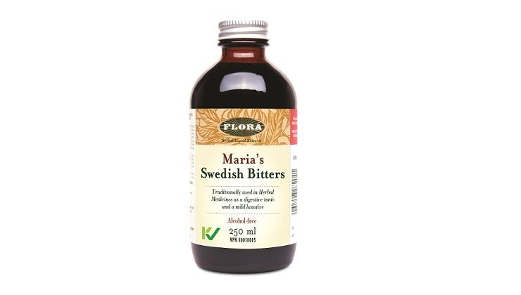 Picture of Flora Swedish Bitters (alcohol-free) 250ml