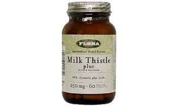 Picture of Flora Milk Thistle Plus 60's