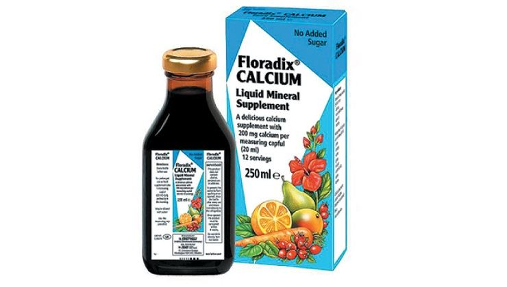 Picture of Salus Floradix® Calcium Liquid Mineral Supplement