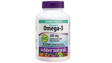 Picture of Webber Naturals Omega-3 For Women