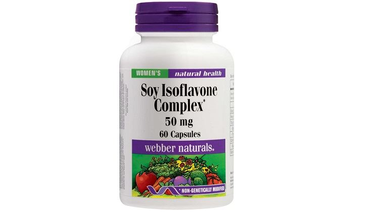 Picture of Webber Naturals Soy Isoflavone Complex