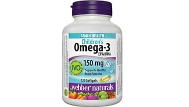 Picture of Webber Naturals Children's Omega-3