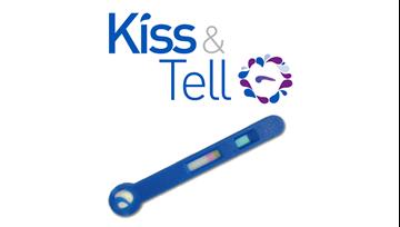 图片 KISS & TELL (唾液血糖测试) (3盒装)