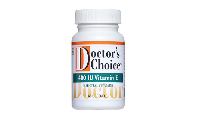 Picture of Doctor's Choice 400 IU VITAMIN E
