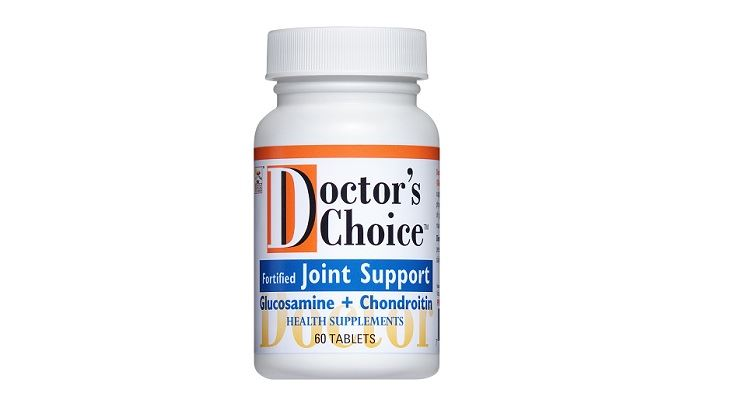Picture of Doctors Choice FORTIFIED JOINT SUPPORT