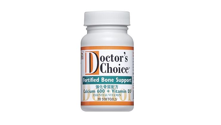 Picture of Doctors Choice FORTIFIED BONE SUPPORT