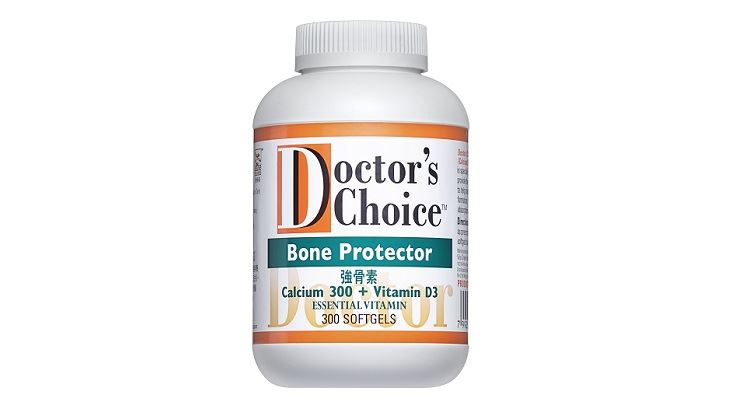 Picture of Doctor's Choice BONE PROTECTOR 300 ECONOMY PACK