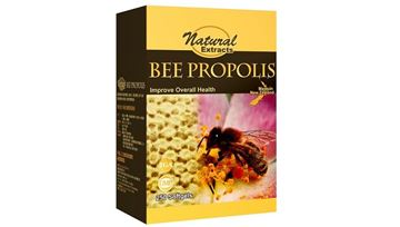 Picture of Natural Extracts Bee Propolis 250s