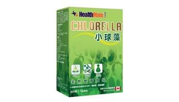 Picture of HealthMate Chlorella 300s